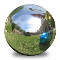 Hand Blown Glass Gazing Balls and Garden Globes for Home or Garden