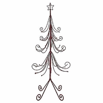 Iron Christmas Tree Display Stands - Medium and Large
