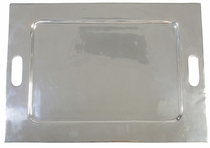 Large Plain Rectangular Serving Tray