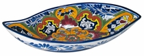 Large Talavera Fruit Bowl