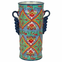 Large Talavera Umbrella Stand