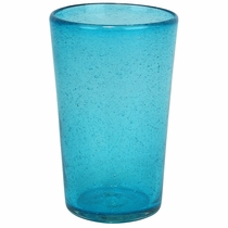 Large Turquoise Drink Glass - Set of 4