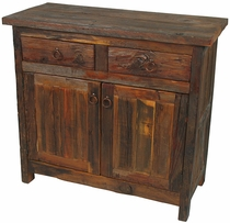 Medium Barnwood Rustic Buffet