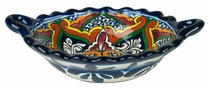Medium Cazuela Bowl - Talavera