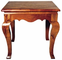 Mesquite English End Table