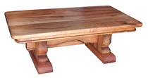 Mesquite Trestle Coffee Table