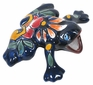 Mini Talavera Croaking Frogs - Set of 2