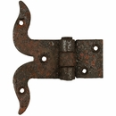 Mustache Rustic Hinge - Pack of 4