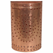 Natural Copper Wall Sconce