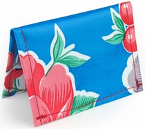 Oilcloth I.D. or Credit Card Holder  - Lot of 2