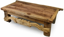 Ox Yoke Rustic Coffee Table