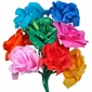 Paper Roses - Bouquet of 12