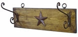 Rustic Iron Coat Racks