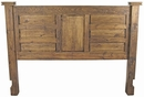 Rustic Pine Lodge Panel Headboard - Queen or King