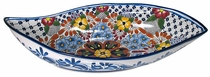 Small Talavera Fruit Bowl