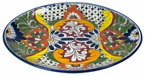 Small Talavera Serving Plate