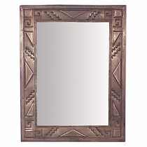 Southwest Design Decorative Wall Mirror