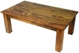 Southwest Mesquite Coffee Table
