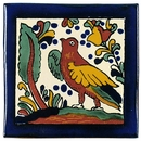 Talavera Bird Tile - PP2137 - 15 Tiles