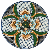Talavera Dolores Dinner Plate