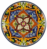 Talavera Plates - Decorative Platters and Trays