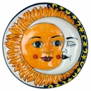 Talavera Sun & Moon Wall Hanging