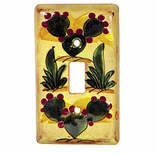 Talavera Switchplates - Handpainted Ceramic