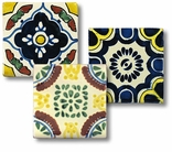 Talavera Tile -  Mexican Handpainted Tiles & Murals