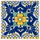 Talavera Tile - PP2139 - 15 Tiles