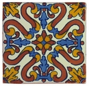 Talavera Tile - PP2161 - 15 Tiles