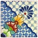 Talavera Tile - PP2182 - 15 Tiles
