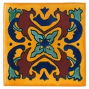 Talavera Tile - PP2185 - 15 Tiles