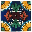 Talavera Tile - PP2186 - 15 Tiles