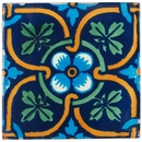 Talavera Tile - PP2192 - 15 Tiles