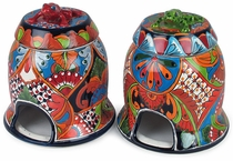 Talavera Toad House