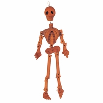 Terra Cotta Skeletons - Set of 2