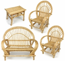 Twig Furniture 4-Piece Set