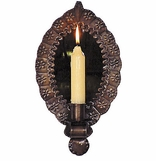 Wall Candle Sconces and Candleholders