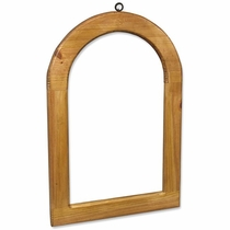 Wood Vanity Mirror Frame