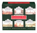 Ahmad Tea London Classic Six Tea Selection - 60 Tea Bags in Gift Box