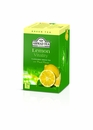Ahmad Tea London Green Tea Lemon - Box of 20 Tea Bags