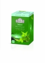 Ahmad Tea London Green Tea Mint - Box of 20 Tea Bags