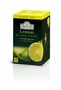 Ahmad Tea London Lemon & Lime - Box of 20 Tea Bags