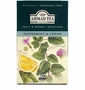Ahmad Tea London Peppermint & Lemon Herbal Tea - 20 Bags