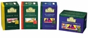 Ahmad Tea of London Green Tea - Box of 50 Tea Bags / Sachets