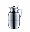 Alfi 4 Cup Thermal Carafe Juwel (Chrome Plated Brass) .5L