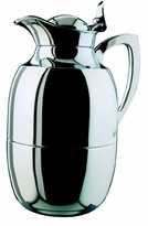 Alfi Juwel Thermal Carafe - Chrome Plated Brass - 1.5 Liters