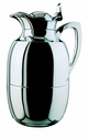 Alfi Juwel Thermal Carafe - Chrome Plated Brass - .75 Liters