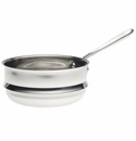 All-Clad 3 Qt Double Boiler insert