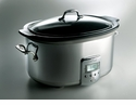 All Clad 6.5 Qt. Slow Cooker with Ceramic Insert